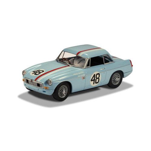 Scalextric 1964 Sebring MGB Roadster Racing