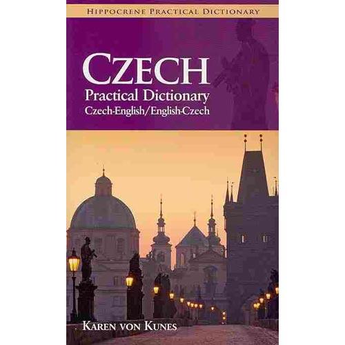 Czech Practical Dictionary: Czech-english / English - Czech