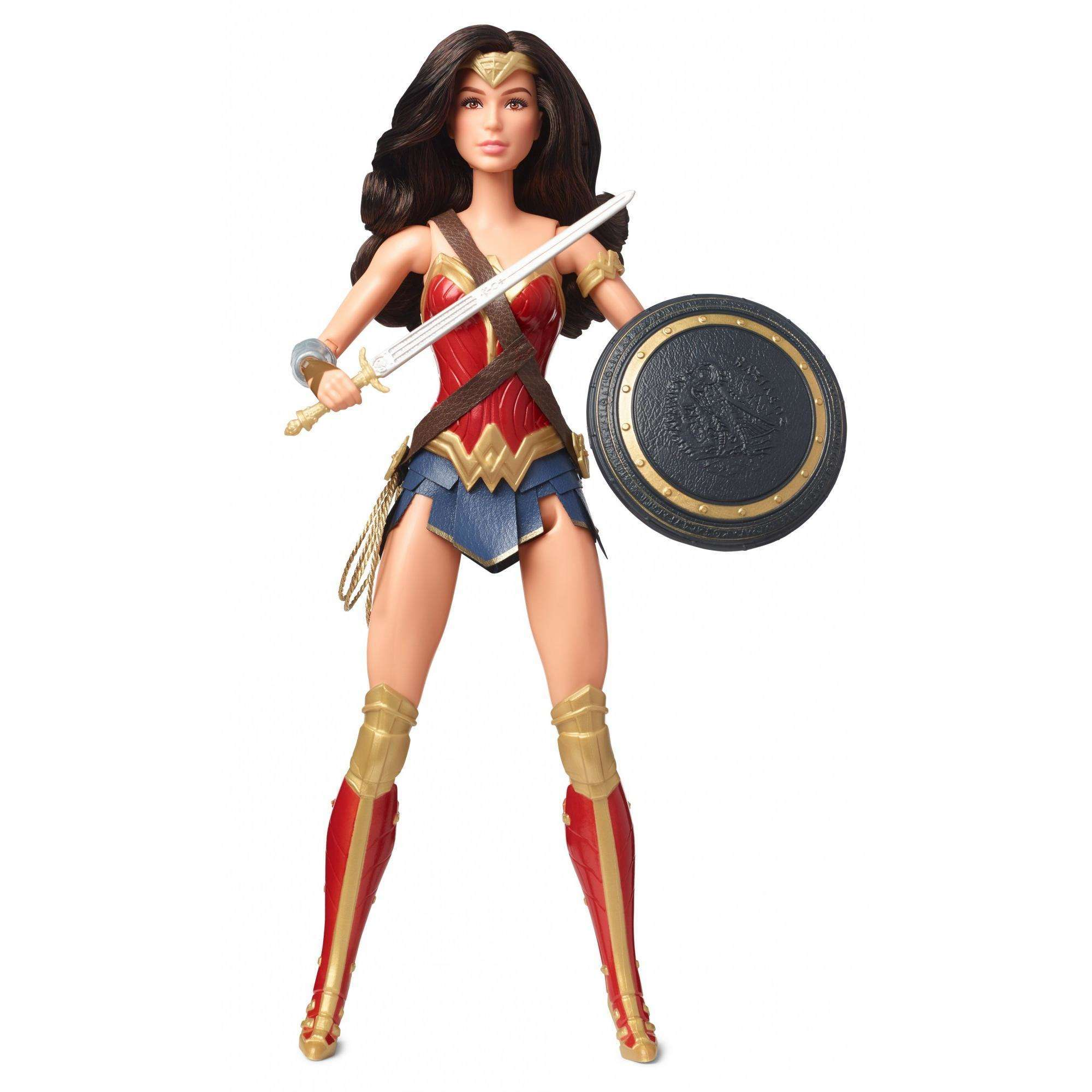 Barbie Justice League Wonder Woman Doll by Mattel