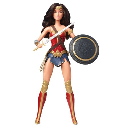 Barbie Justice League Wonder Woman Doll - Wonder Woman Duct Tape