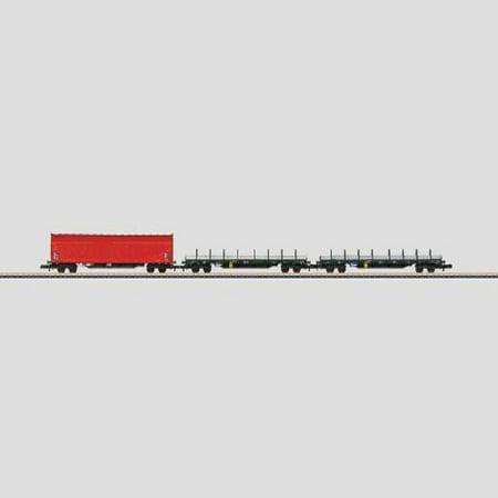 Marklin My World Freight Service 3-Car (Marklin Freight Car)