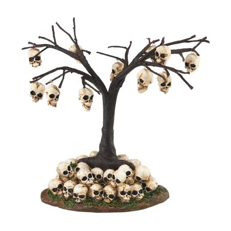 Dept 56 Halloween Village 4054270 Skull Tree
