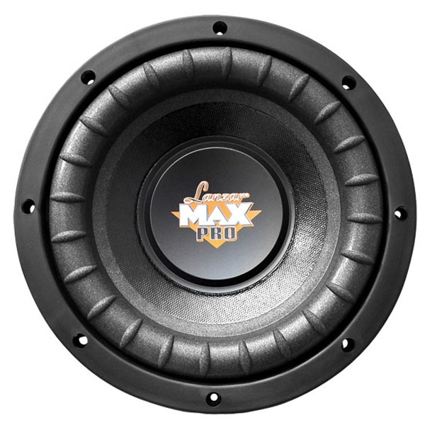"Lanzar Max Pro 8"" 800 Watt Small Enclosure 4 Ohm Subwoofer"