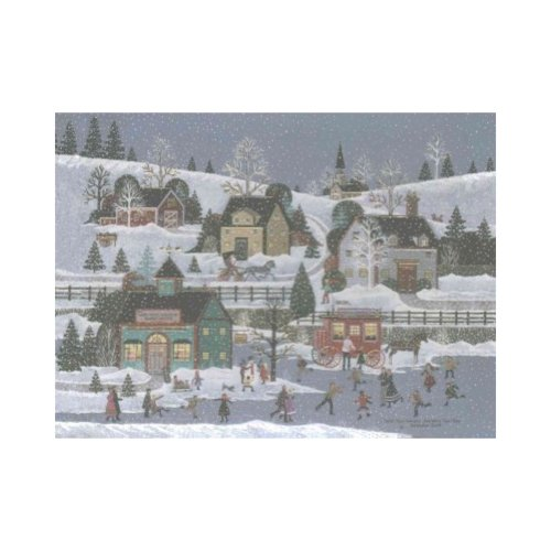 Village Cheer Deluxe Boxed Holiday Cards