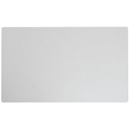 Vollrath Miramar® Food Pan Template White Stone Resin - 20 7/8