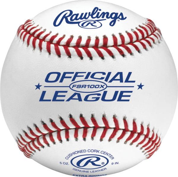 Rawlings OLB3 MLB Baseballs, 24 Pack by Rawlings