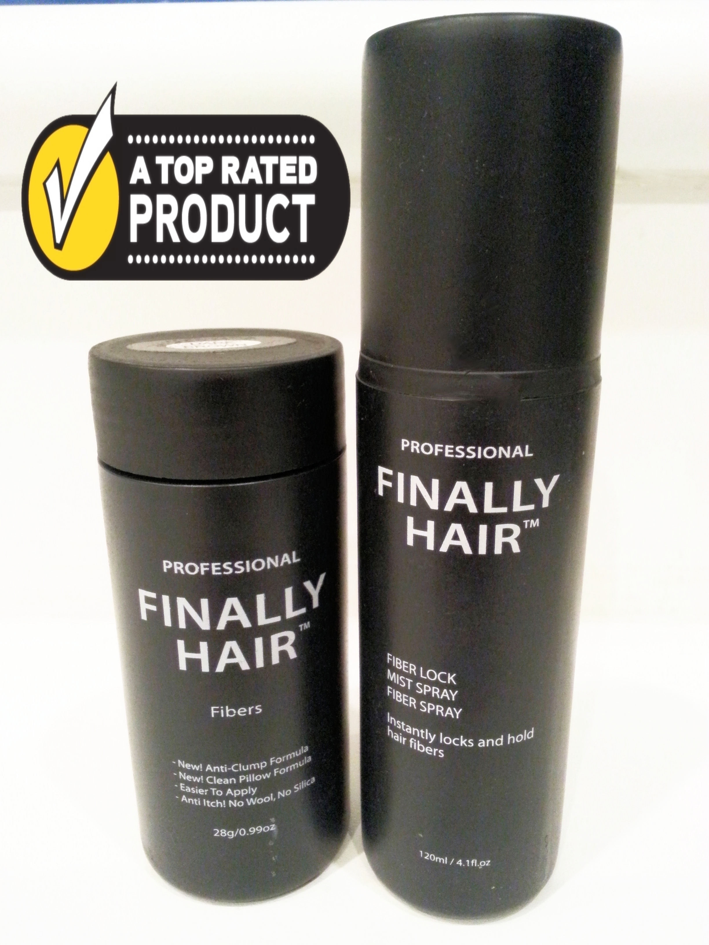 Finally Hair Corporation On Walmart Marketplace