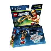 LEGO Dimensions Wonder Woman (DC Comics) Fun Pack (Universal)