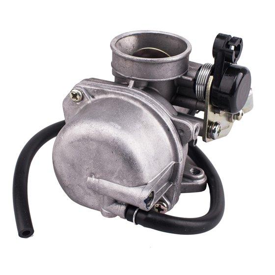19mm carburetor carb pz19 with fuel filter for chinese 50 70 90 110 cc atv quad  4 wheeler - walmart com