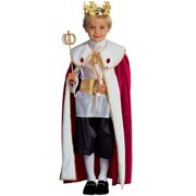 Royal King Child Costume