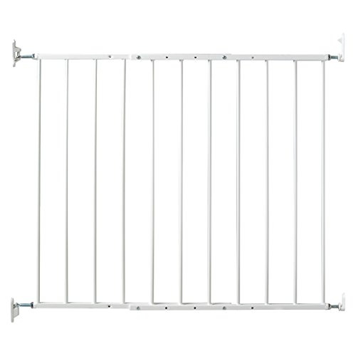 Kidco Safeway Gate Top Of Stairs Gate White With Stairway