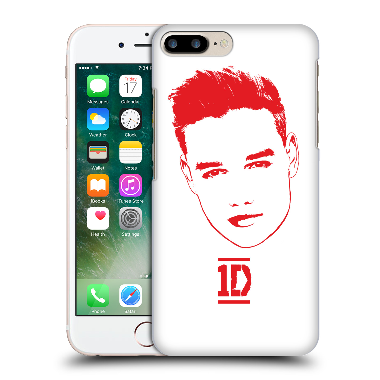backup now iphone official one direction graphic faces back for 10219