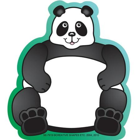 Pooh Notepad - Mini Notepad - Panda