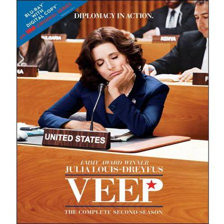 Veep: The Complete Second Season (Blu-ray)