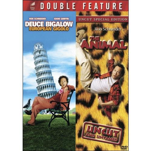 Deuce Bigalow: European Gigolo / The Animal (Widescreen)