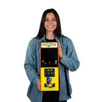 Official Pac-Man  Scale Replica Arcade Cabinet (17 inches tall)