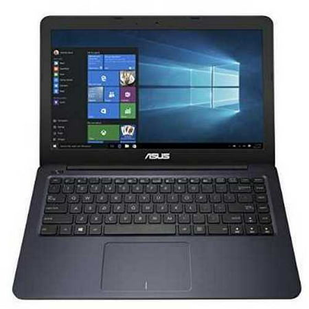 Refurbished Asus Dark Blue 14 EEEBOOK  Laptop PC Celeron N3050 Dual-Core - 2GB- 32