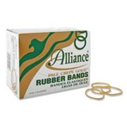 Alliance Rubber ALL21079 Rubber Bands- Size 107- .25lb- 7in.x.63in.- Approx. - NL