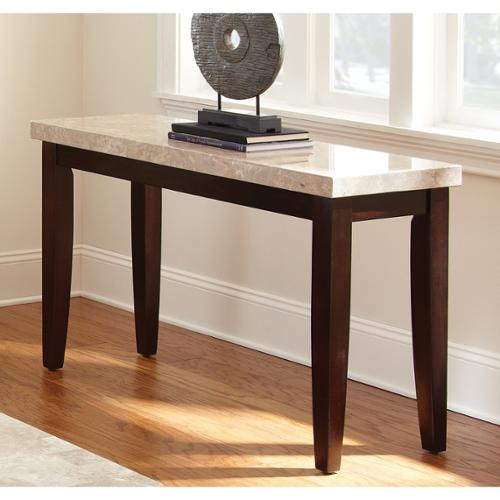 Greyson Living Malone Marble Top Sofa Table by by Overstock
