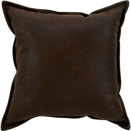 Better Homes Gardens Faux Leather Pillow Walmart Impressive Better Homes And Gardens Ivory Dot Oblong Decorative Pillow