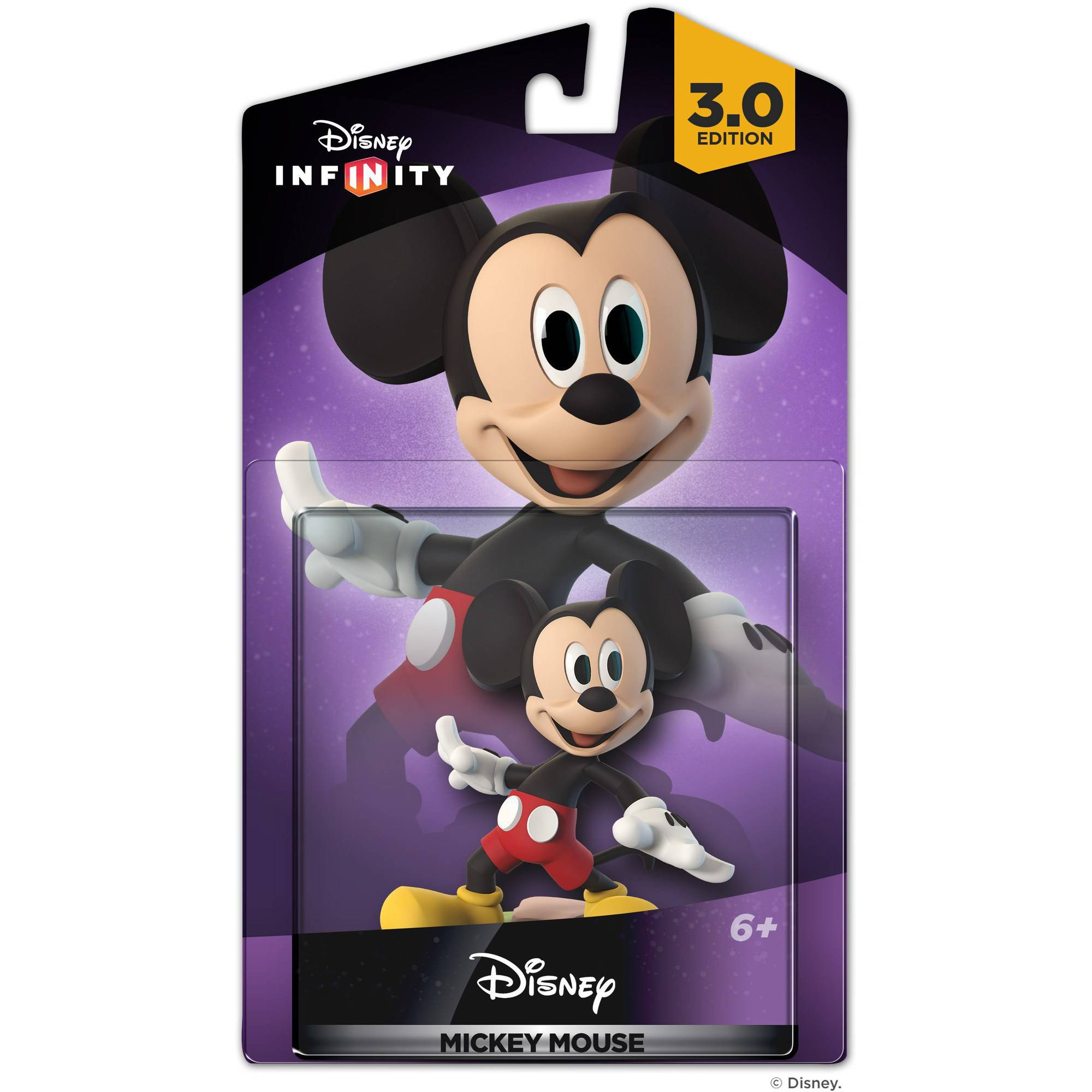 Disney Infinity 3.0 Mickey Mouse [Figure] (Universal)