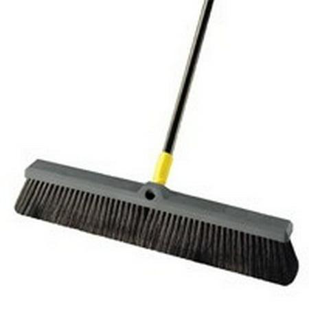 Quickie 00523 Push Broom Tight Grip Handle ()