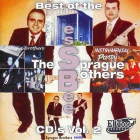 Best Of The EssBee CD's, Vol. 2 (Best Of The Doobie Brothers Volume 2)