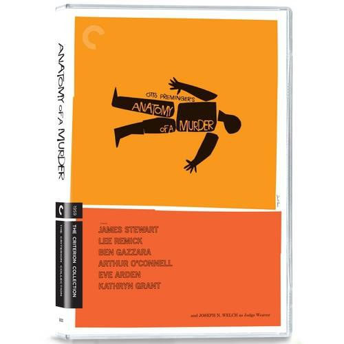 Anatomy Of A Murder (Criterion Collection) (Widescreen) by CRITERION