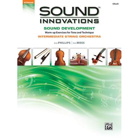 Sound Innovations Sound Development: Cello : Chorales and Warm-Up Exercises for Tone, Techinique and Rhythm: Intermediate String Orchestra](Halloween Reading Exercise Intermediate)