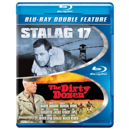 Stalag 17 / The Dirty Dozen (Blu-ray)