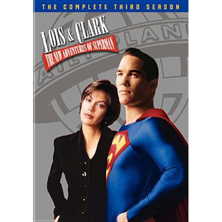 Lois And Clark: The New Adventures Of Superman - The Complete Third Season (Full (A Man For All Seasons Full Text)