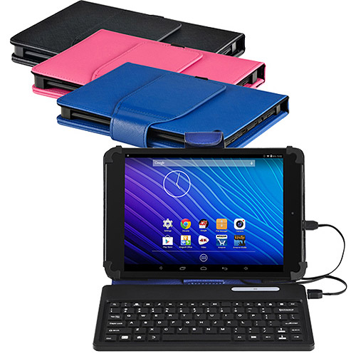 "Double Power 7.85"" Tablet 16GB Quad Core"