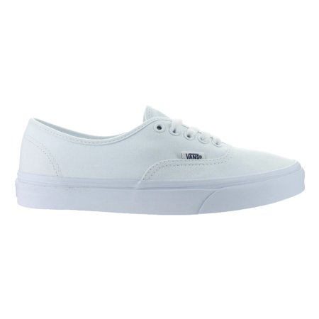 VANS AUTHENTIC SKATE SHOES Canvas upper in a casual skate sneaker styleSignature waffle outsole for enhanced board feel