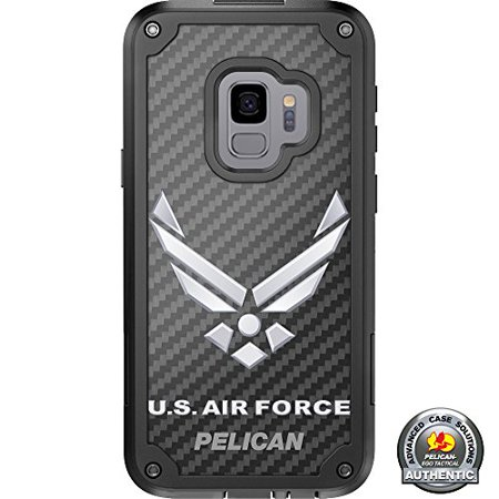 brand new bb58f 0ef8b LIMITED EDITION Pelican Shield Kevlar Case for iPhone X Designs by Ego  Tactical with up to 24-foot drop protection: U.S. Air Force