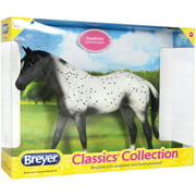 Breyer Classics Black Semi-Leopard Appaloosa Horse by Breyer