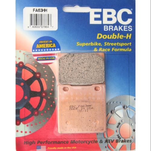 EBC Double-H Sintered Brake Pads Front Fits 83-86 Suzuki GS550