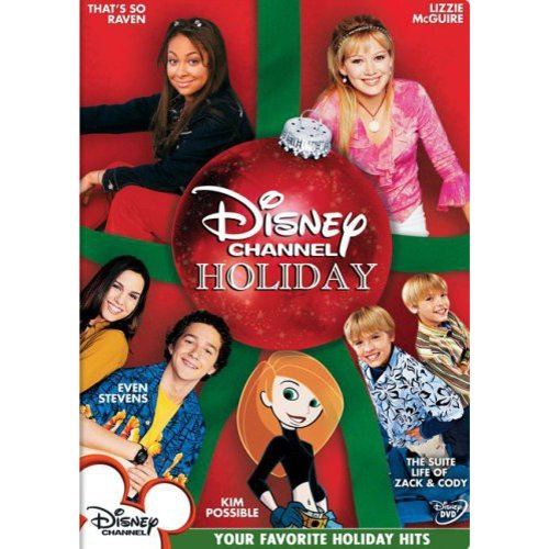 Disney Channel Holiday (Full Frame)