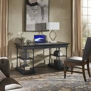 Weston Home Cabana 1-Drawer Writing Desk, Multiple Finishes