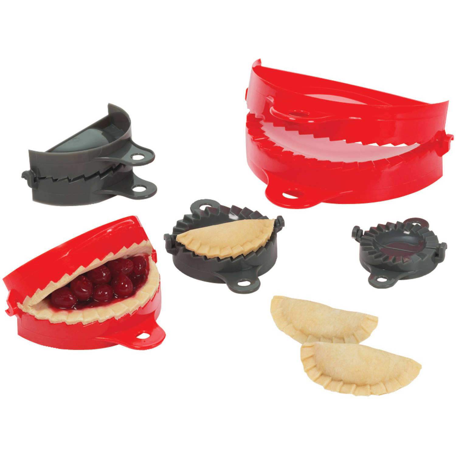 Starfrit 80470-006-new1 Dough Press Set