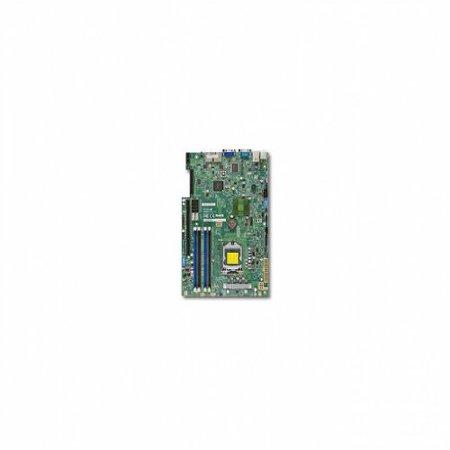 Supermicro X9spu-f Server Motherboard - Intel C216 Chipset - Socket H2 Lga-1155 - 1 X Bulk Pack - Proprietary Form Factor - 1 X Processor Support - 32 Gb Ddr3 Sdram Maximum Ram - 1.33 Ghz] (126694)