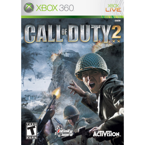 Call Of Duty 2 (Xbox 360) - Pre-Owned