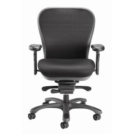 Nightingale Cxo Ergonomic Executive Back Task Chair Black Gold