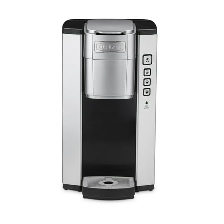 Cuisinart Single Serve Brewer, Brushed Metal