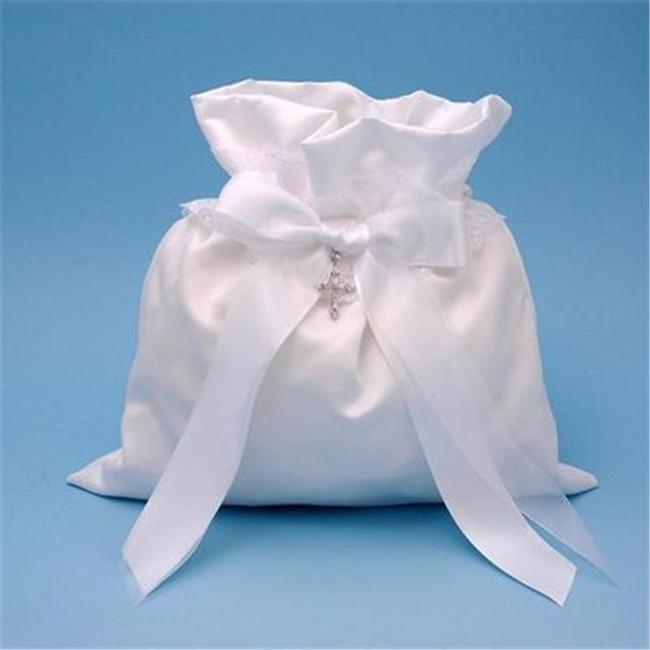 Beverly Clark 38MT Grace Money Bag in White