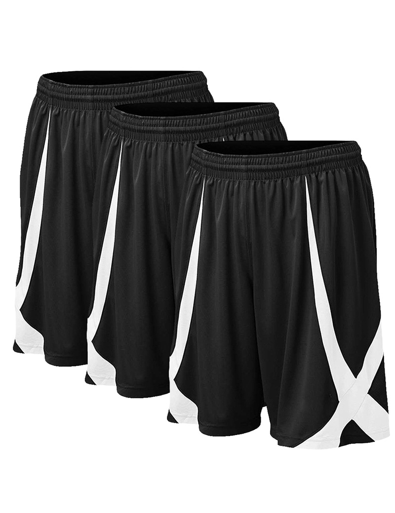 Basketball Tights Pants TopTie 2 in 1 Mens Active Running Shorts