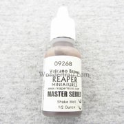 Volcano Brown Acrylic Reaper Master Series Hobby Paint .5oz Dropper Bottle Reaper Miniatures