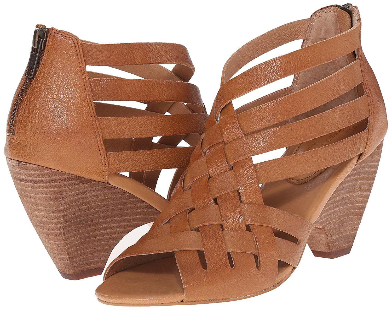 Corso Como Women's Genni Dress Sandal, M Tan Sporty Goat, 6.5 M Sandal, US 35172f