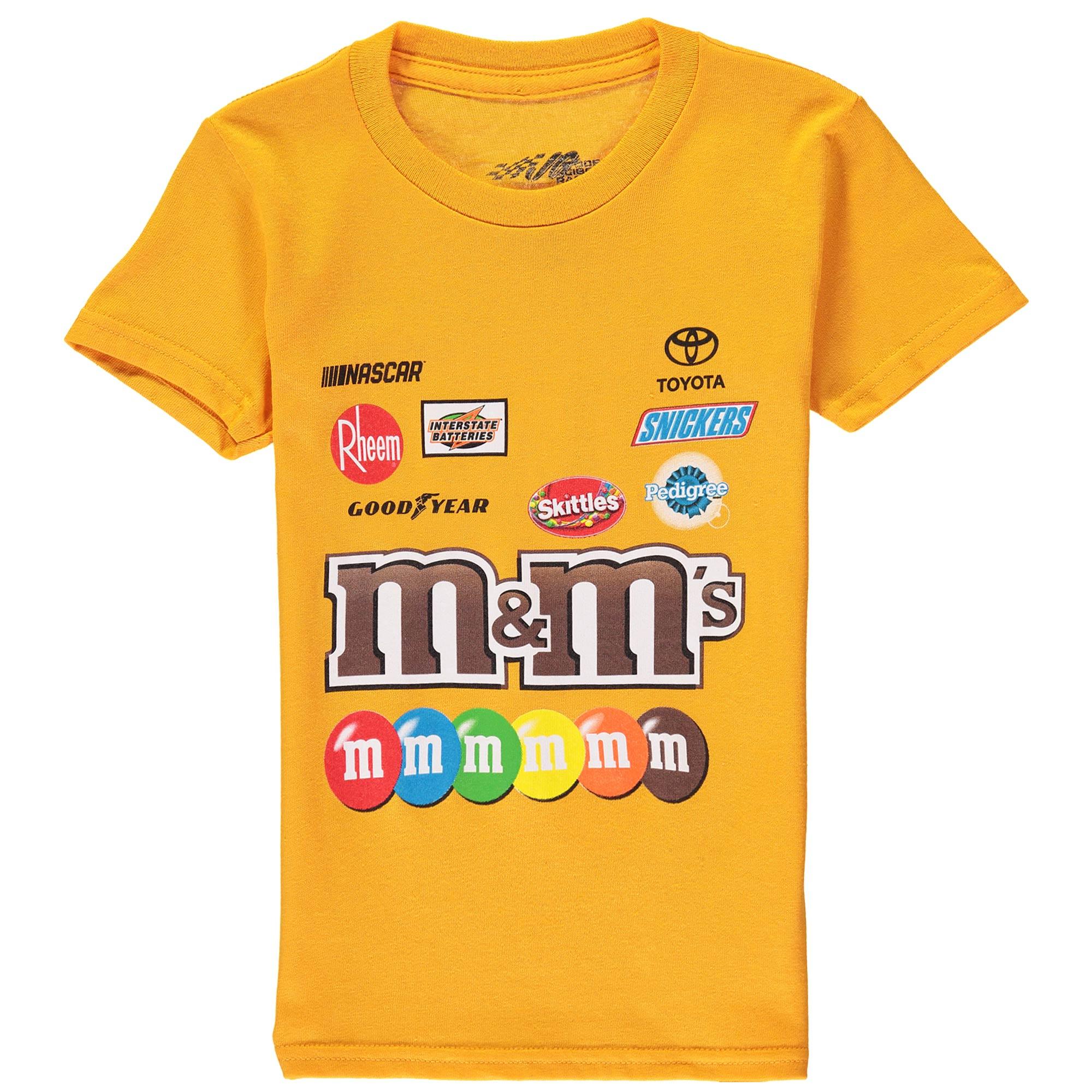 Kyle Busch Youth Uniform T-Shirt -