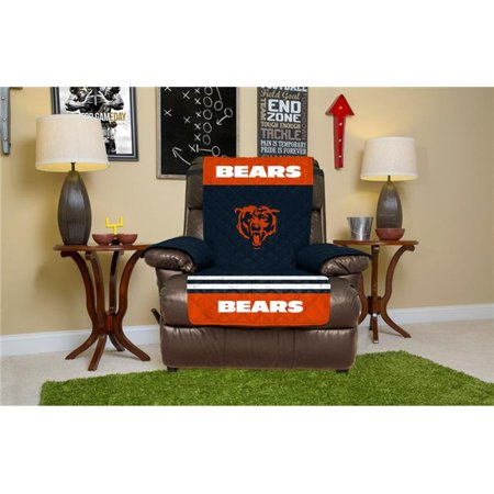 Wondrous Pegasus Sports Nflfp Bear 4R Nfl Chicago Bears Furniture Protector Ocoug Best Dining Table And Chair Ideas Images Ocougorg