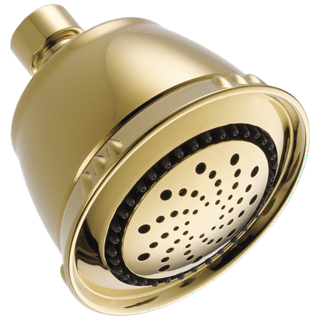 5-Spray Premium Shower Head in Polished Brass 52678-PB-PK